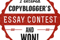 copyblogger-essay-contest-winner