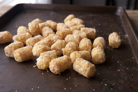 Make these super-crispy.