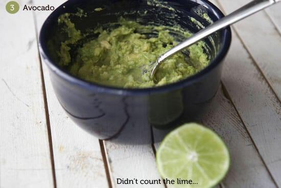 10 Layer Dip - guacamole