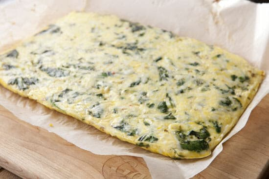 Baked! Rolled Omelet