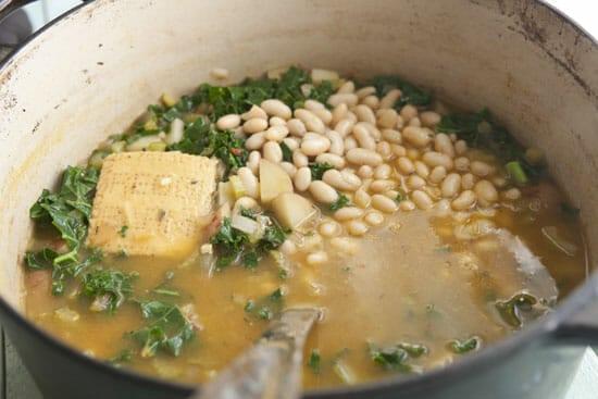 Pretty easy stuff - Macaroni Minestrone