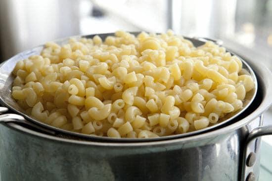 Macaroni Minestrone from Macheesmo