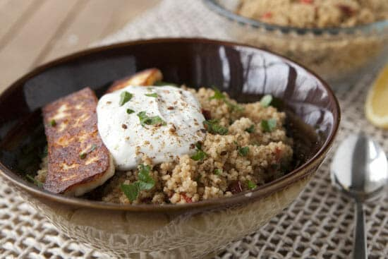 Get in the bowl! - Couscous Bowl