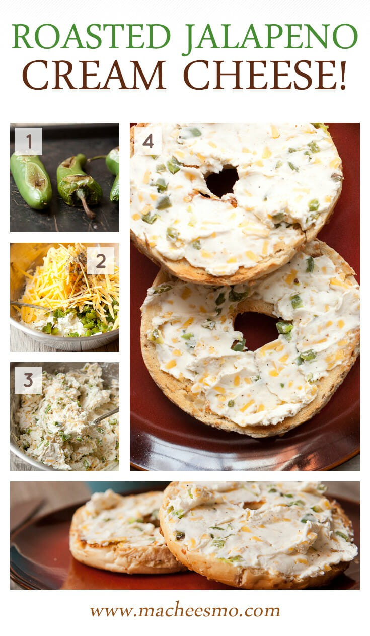 Jalapeno Cream Cheese ~ Macheesmo