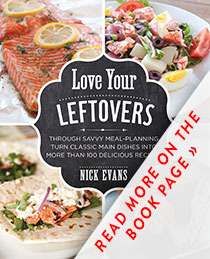 Love Your Leftovers - read more on the book page