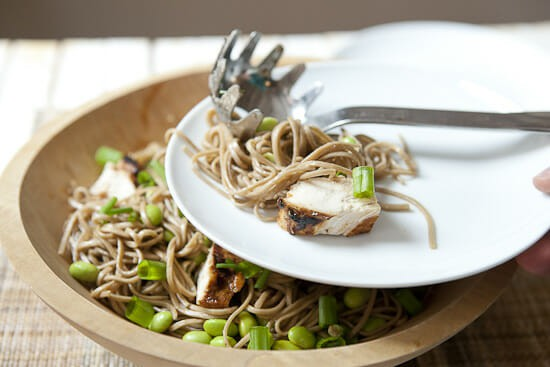 Scoop scoop - Chicken Soba