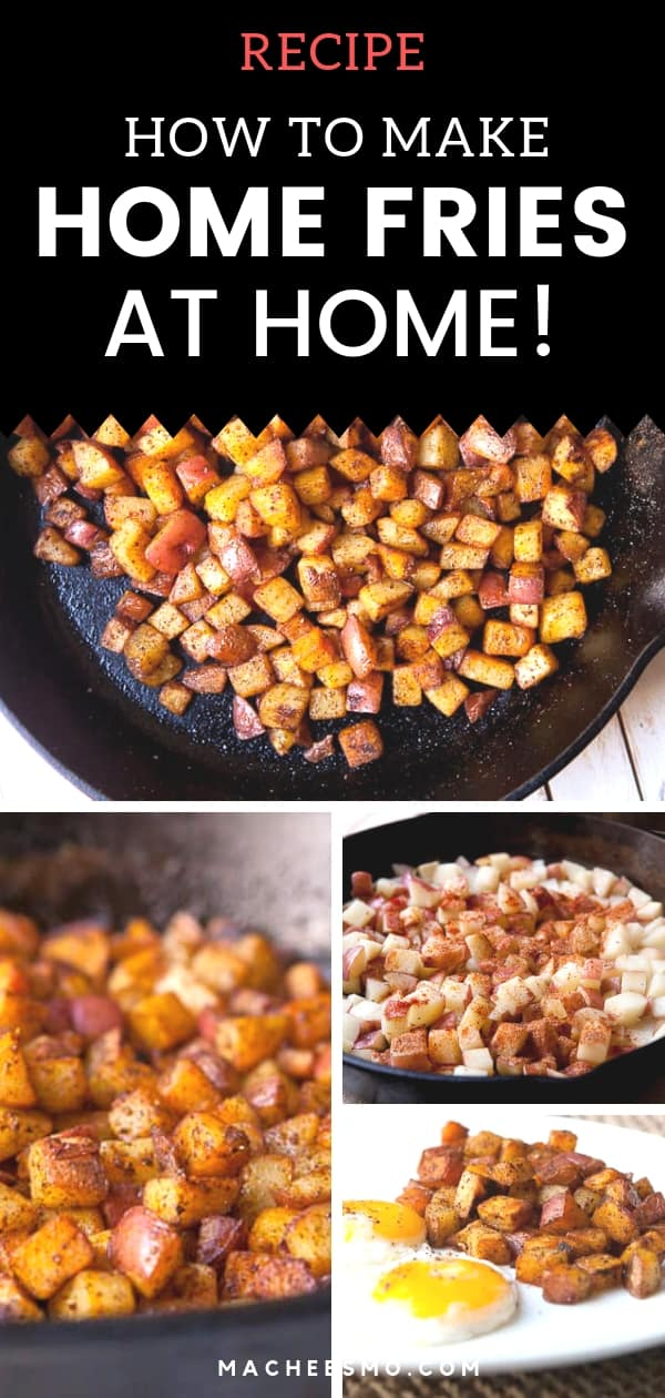 Home Fries at Home