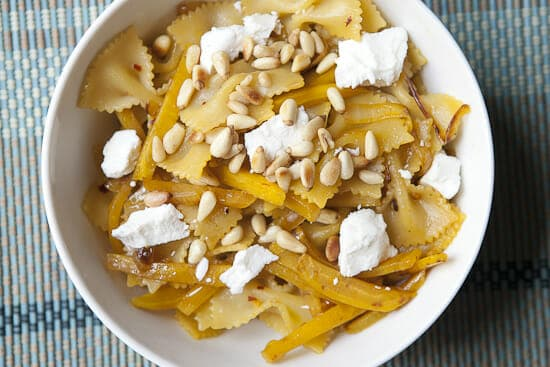 Golden Beet Pasta ~ Macheesmo