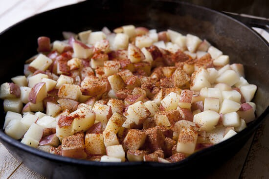 seasoned home fries - How to Make Home Fries