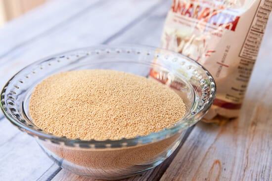 amaranth seeds - Amaranth Risotto