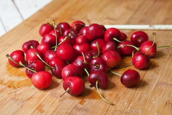 So nice - Cherry Crepes