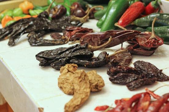 chile pepper guide