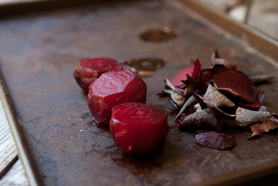 roasted beets - Beet Bloody Mary recipe