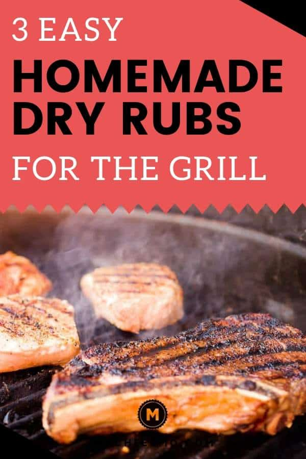Homemade Dry Rubs