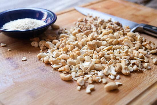 Nuts - Maple Granola