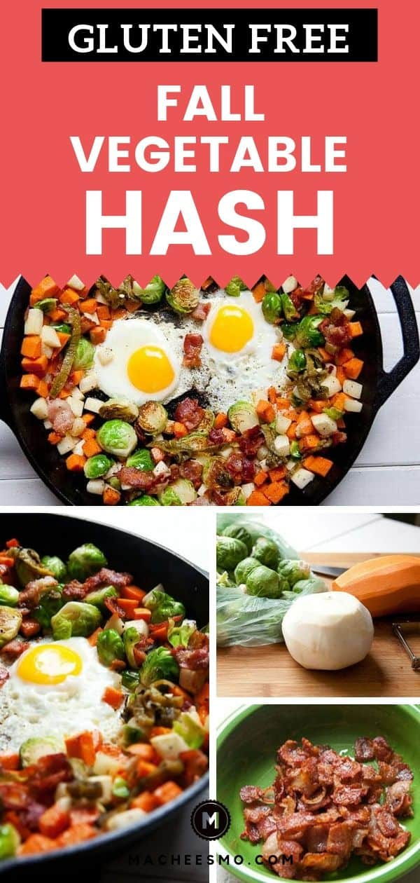 Gluten Free Brussels Sprouts Hash