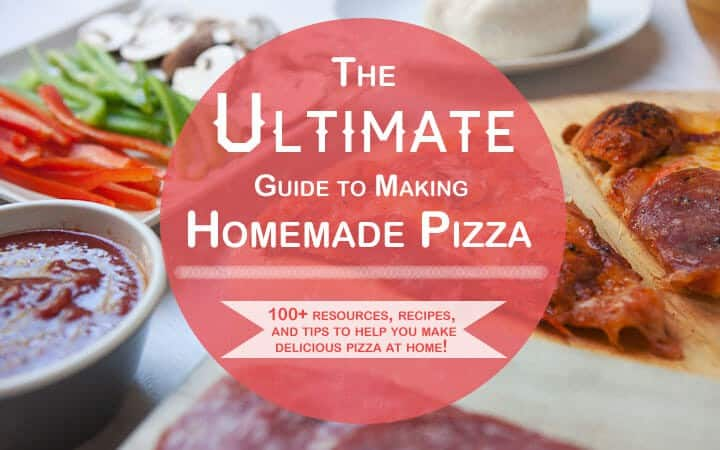 Ultimate Guide to Homemade Pizza via Macheesmo