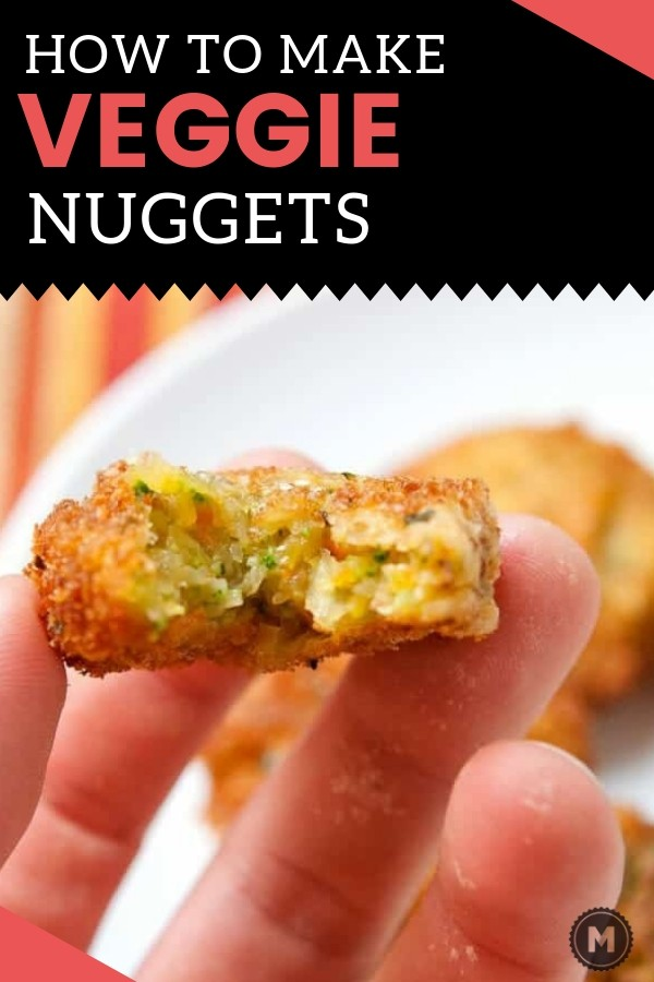 Homemade Veggie Nuggets