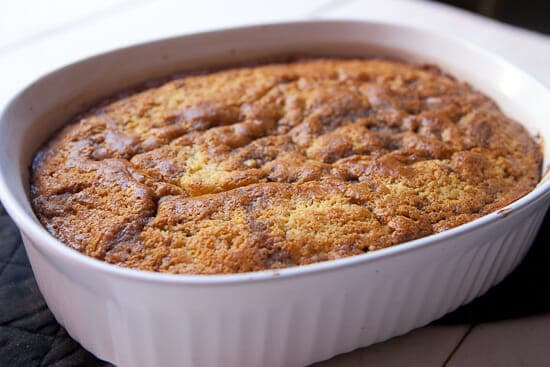 Golden Beet Coffee Cake - All baked!