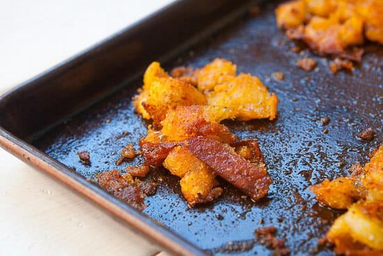 YUM - Crispy Breakfast Potatoes