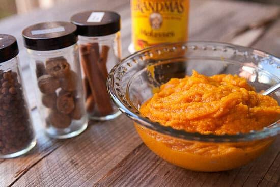 spices for Pumpkin Milkshakes