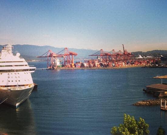 Vancouver Port