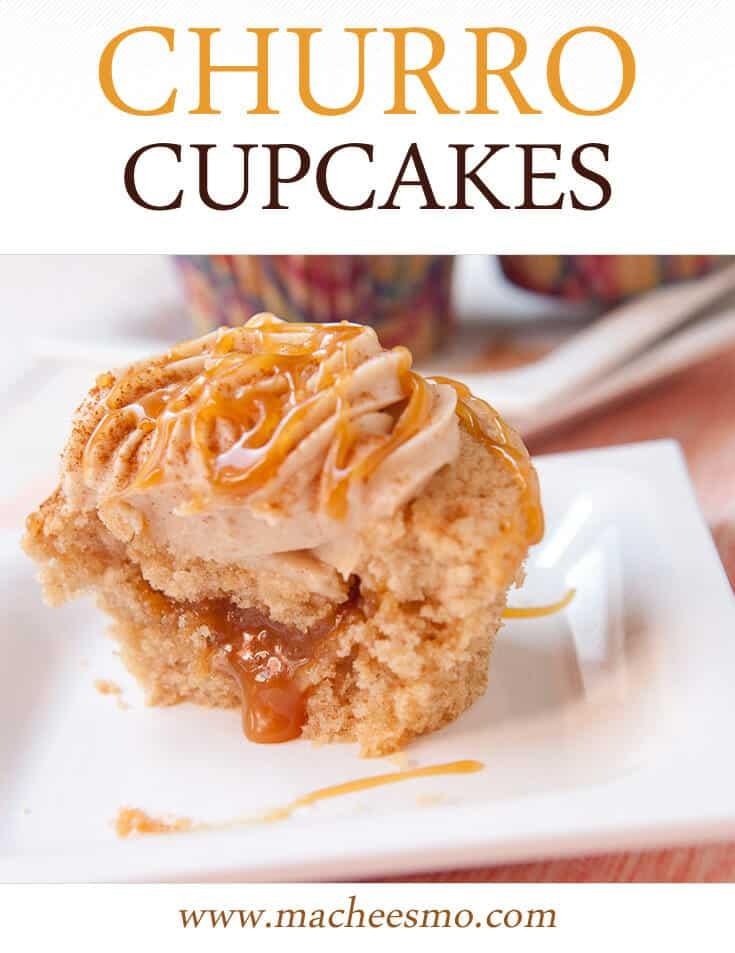 Churro Cupcake Recipe