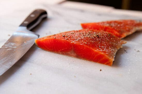 Beautiful salmon!
