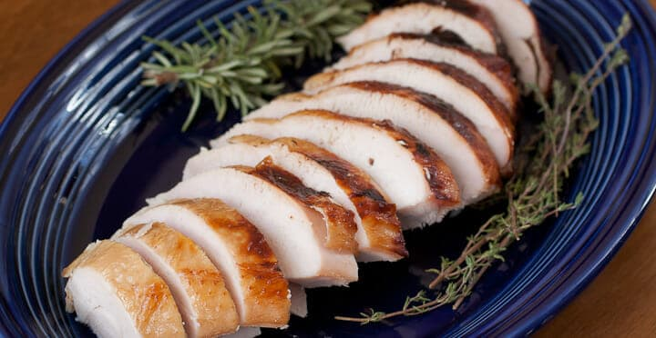 cider brined turkey breast