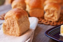 These are fantastic fluffy yeast rolls from scratch. Perfect for a special occasion or holiday meal!