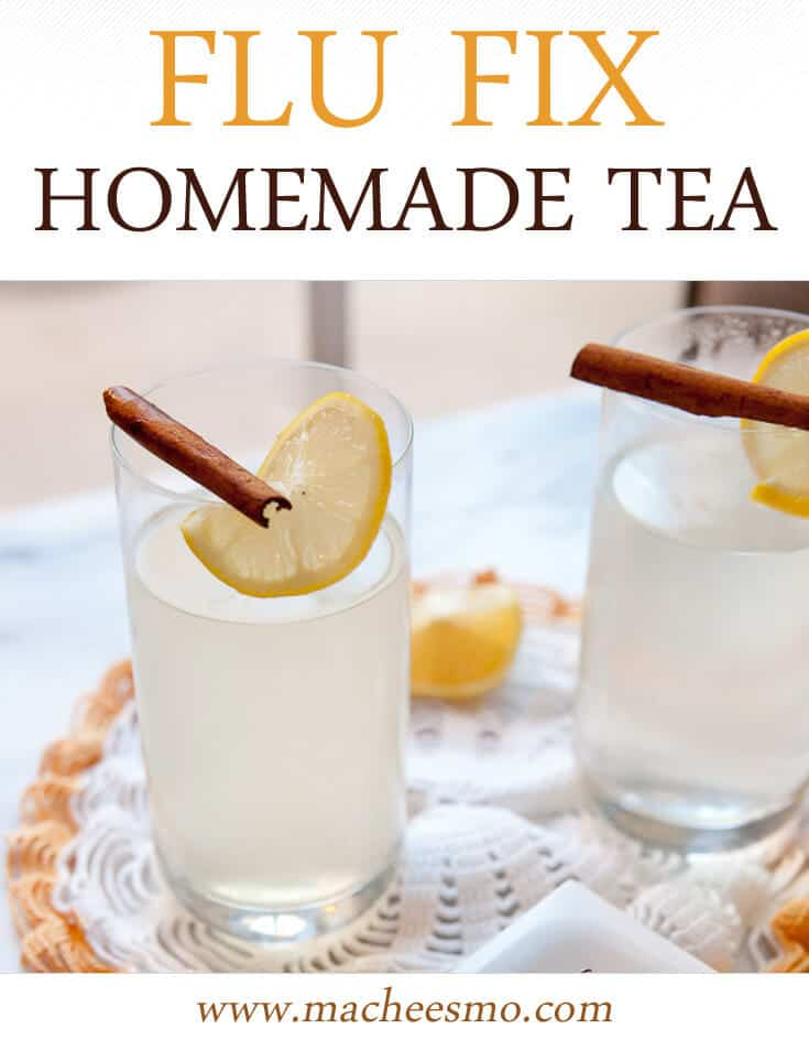 Best Tea for a Cold: This pale liquid will sneak up on your winter cold and snivels and punch them in their little flu faces. Bonus Benefit: Vampire Repellant!
