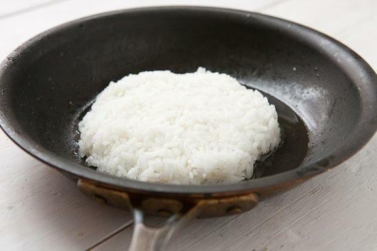 How to Make Crispy Rice