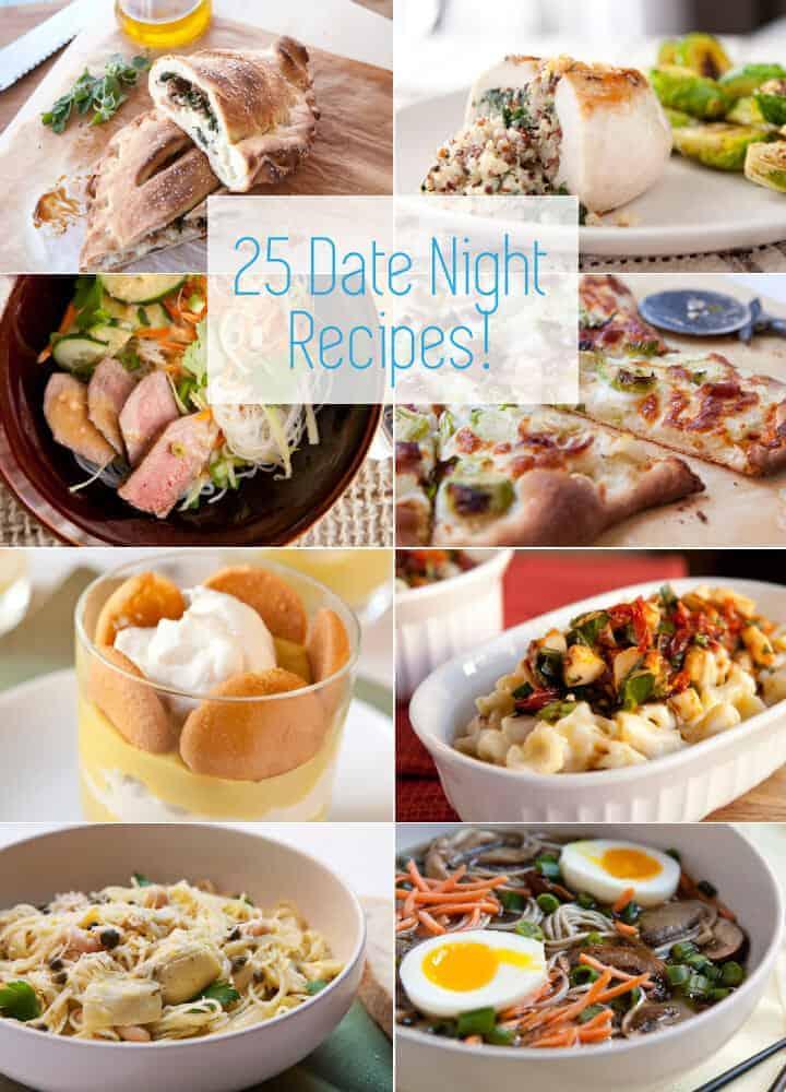 25 Date Night Recipes - Macheesmo