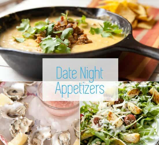 Date night recipe appetizers