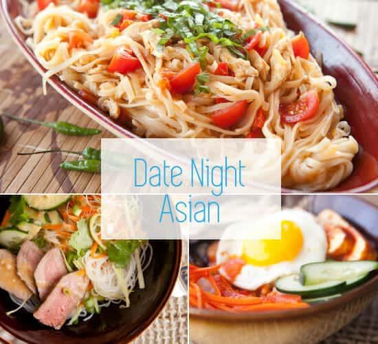 Date night recipes asian