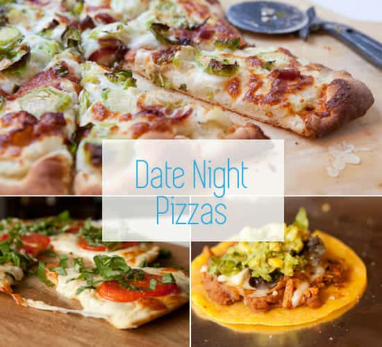 Date night recipes pizzas