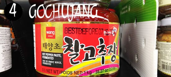 Essential Asian Sauces - Gochujang