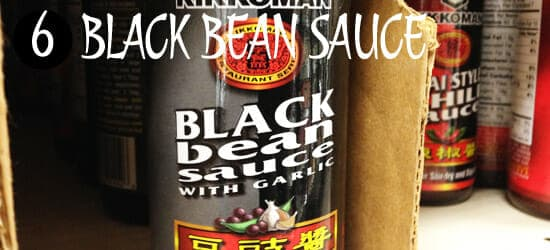 Essential Asian Sauces - Black Bean sauce