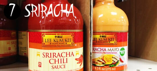 Essential Asian Sauces - Sriracha