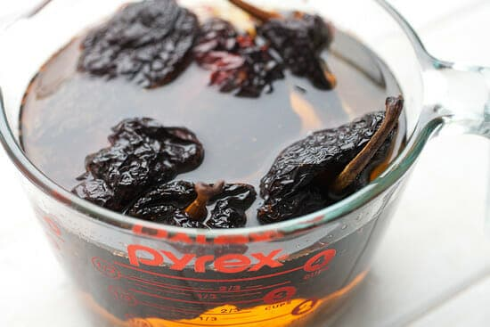 Ancho fig bbq sauce peppers.