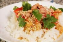 The Food Fix Weeknight curry!