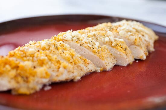 Saltine cracker recipes - baked chicken