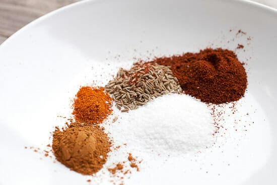 Spice mix.
