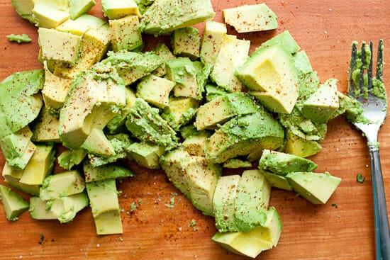 No Lime guacamole.