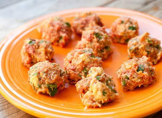 Tomato Red Wine Braised Meatballs