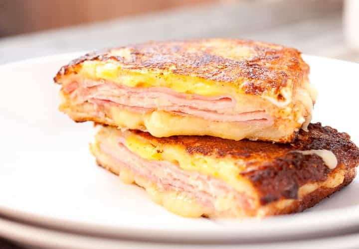 Image result for Monte Cristo sandwich