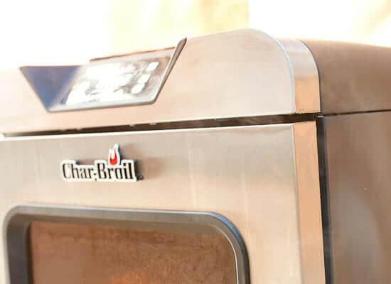 Charbroil smoker