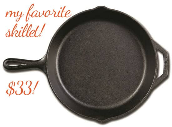 My Fave Skillet