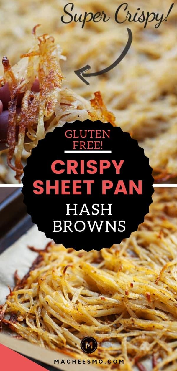Gluten Free Hash Browns