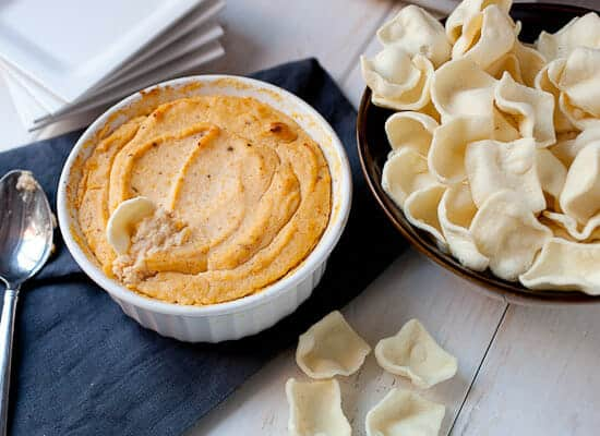 Spicy Cauliflower Dip